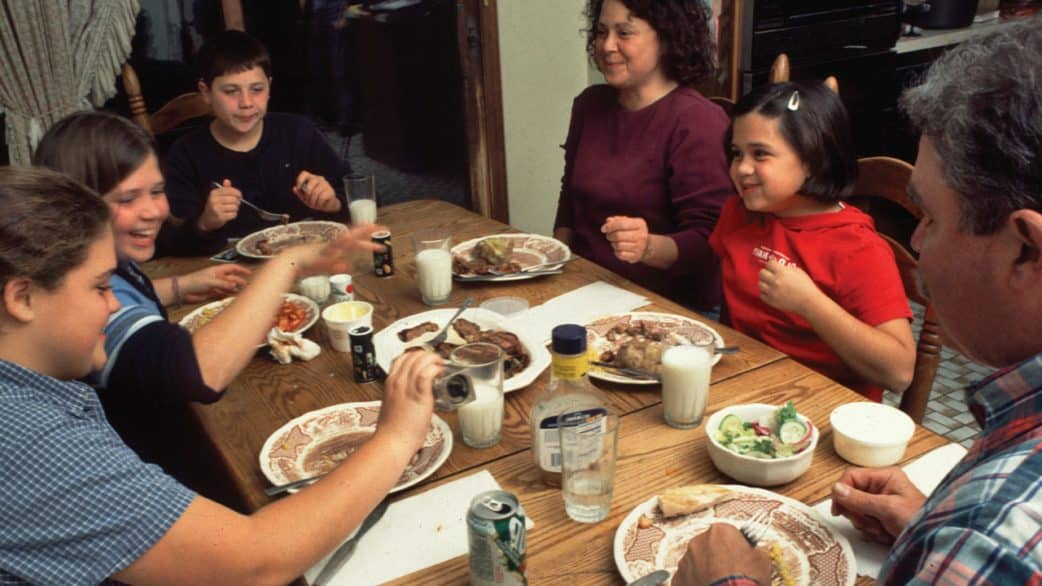 Caesar kalinowski life navigated for Family diner