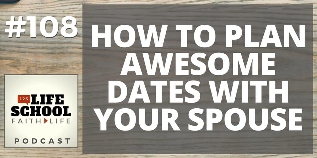 how to plan dates with your spouse