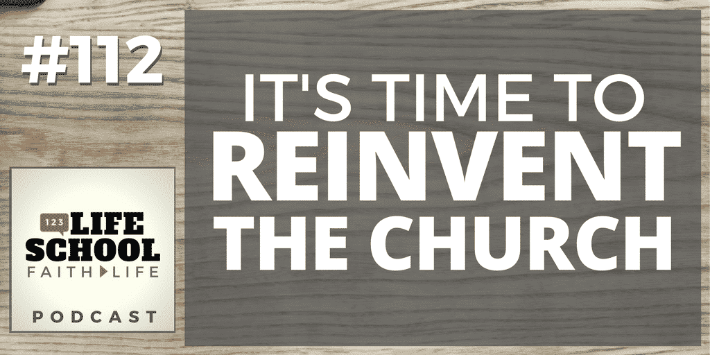 reinvent the church
