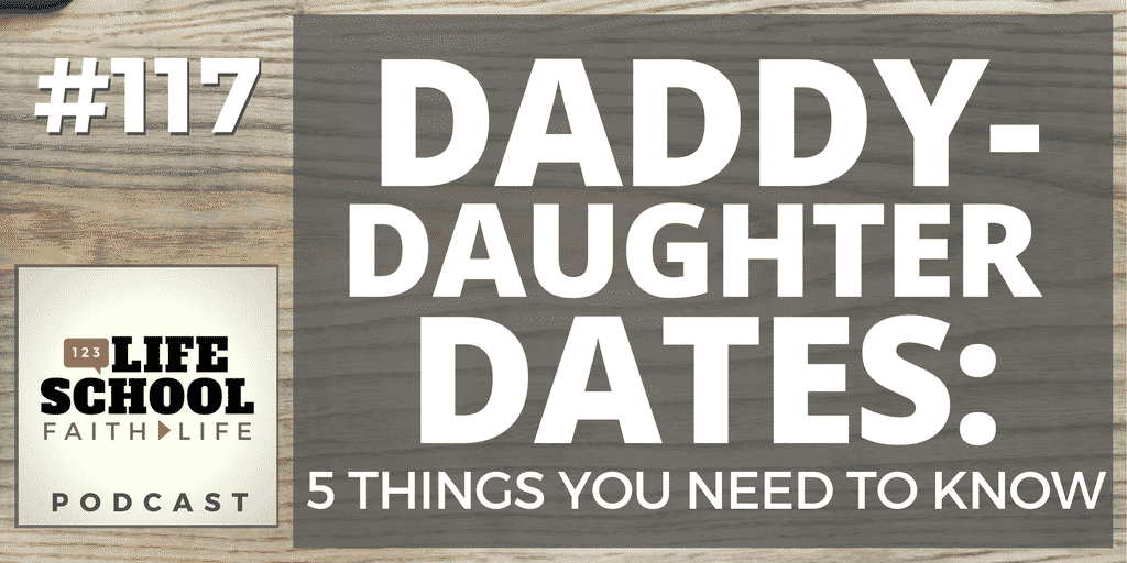5 things to know about daddy daughter dates