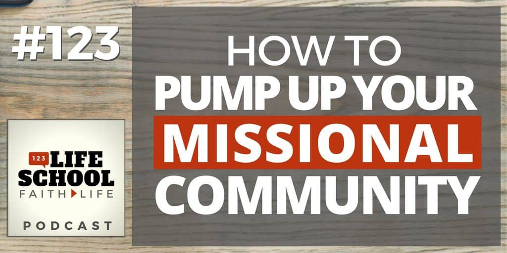 your missional community