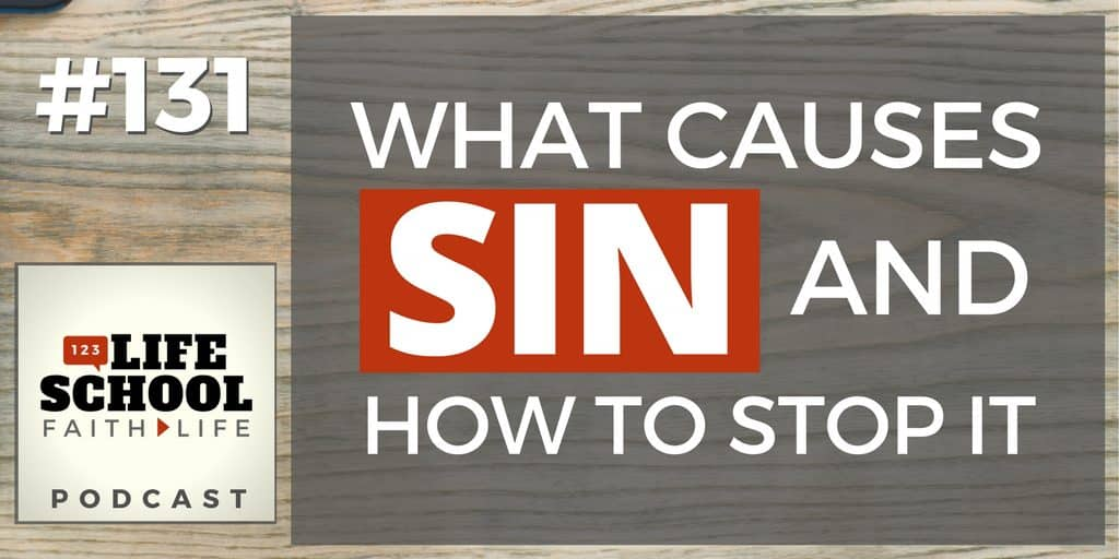 what causes sin