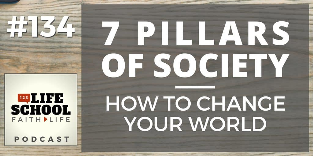 how to change your world