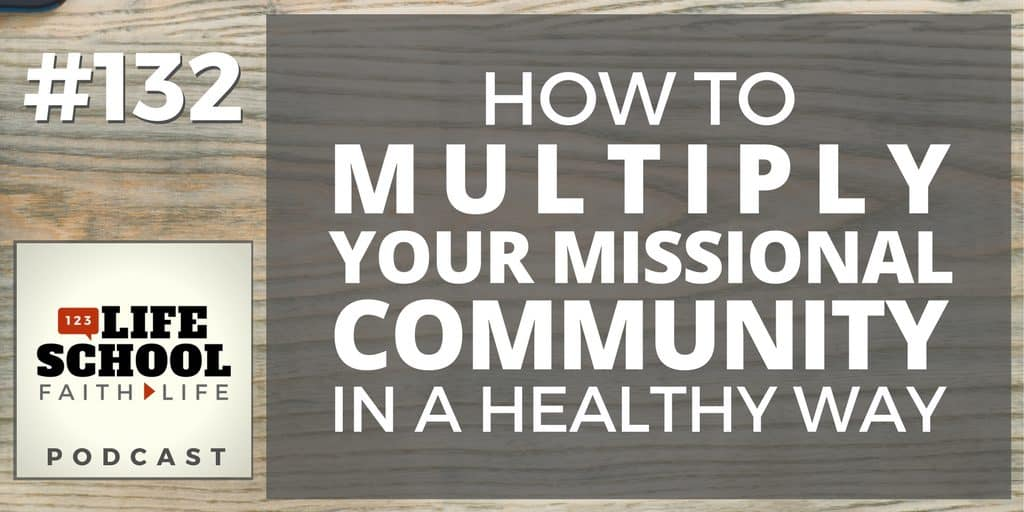 multiply your community in a healthy way