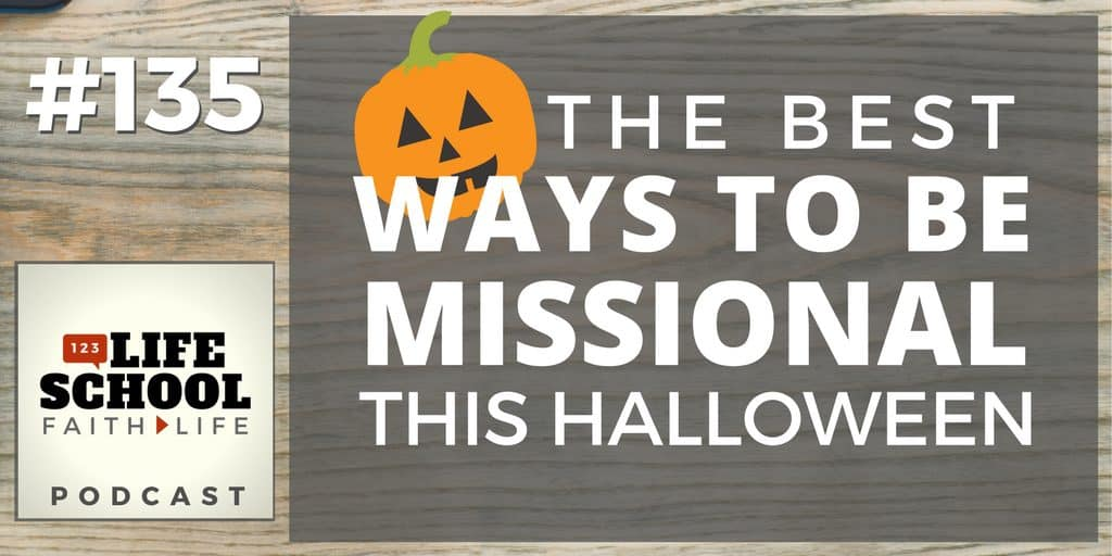 Ways to Be Missional This Halloween
