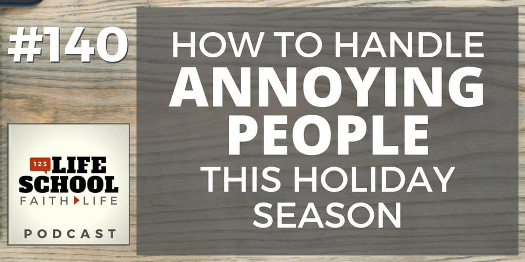 annoying people this holiday season