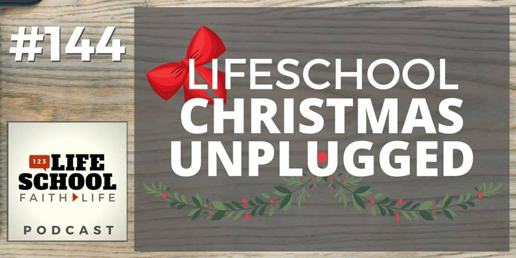 christmas unplugged