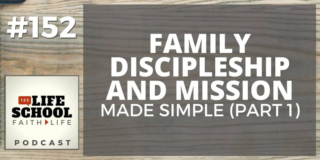 family discipleship and mission