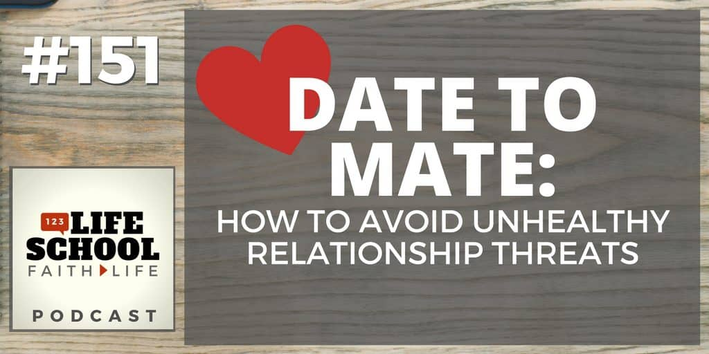 how to avoid unhealthy relationship