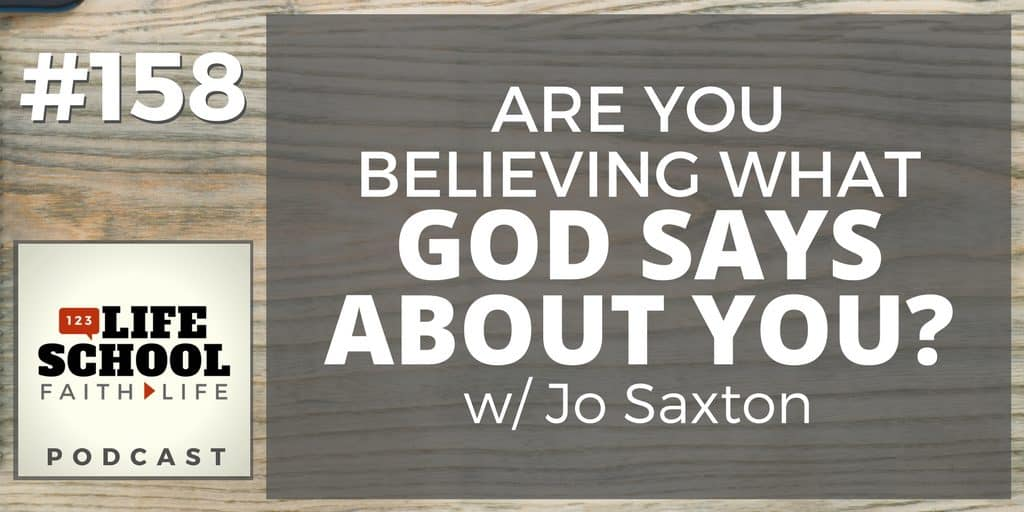 what god says about you